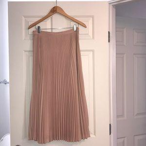 Beautiful pleated skirt by Club Monaco